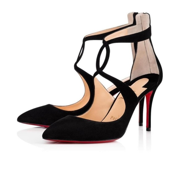 770f8d5fdef Christian Louboutin Rosas 85mm Red Sole Pumps
